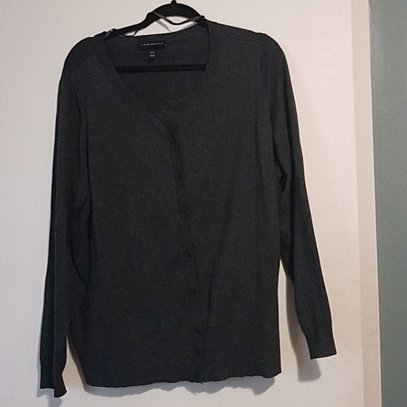 Lane Bryant Sweaters - Button-front Cardigan